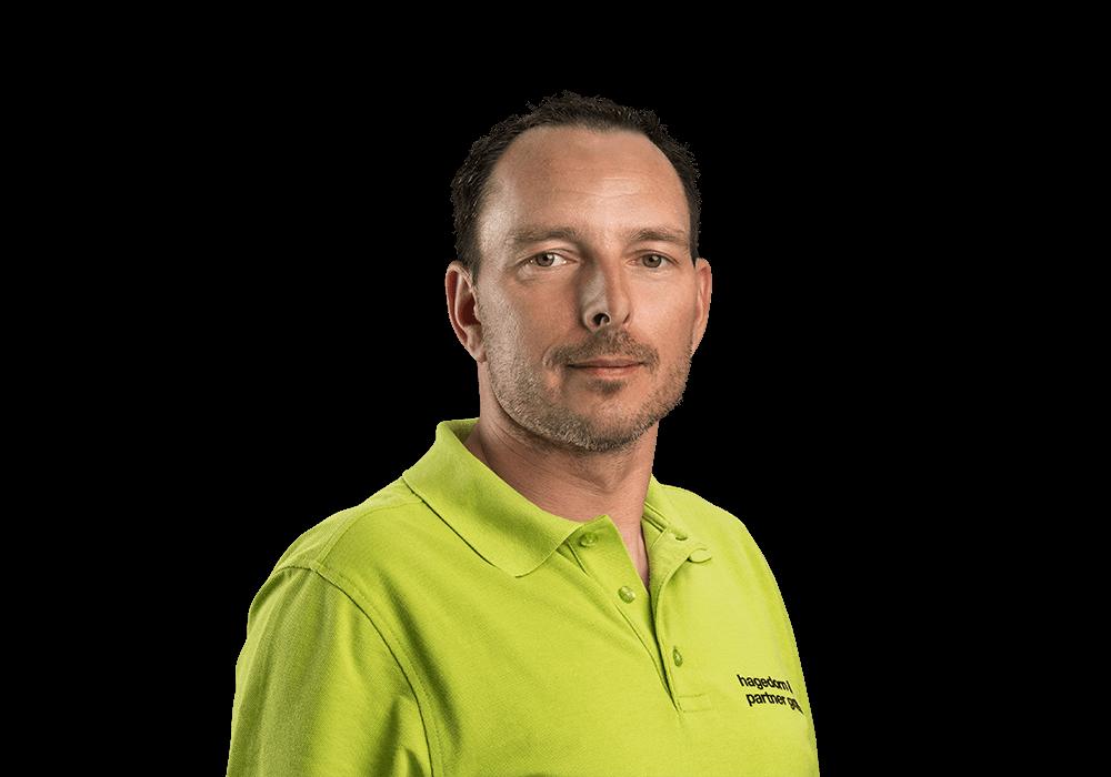 Ralf Hagedorn, Inhaber und Geschäftsführer, hagedorn & partner gmbh